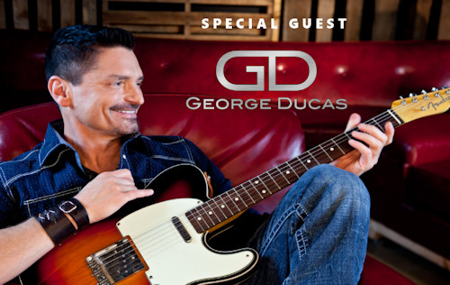 George Ducas - Country Artist & Songwriter