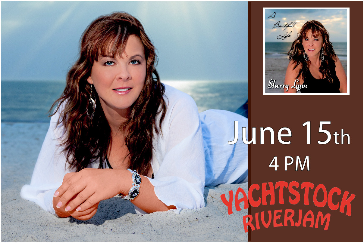 Sherry Lynn to perform at Yachtstock RiverJam