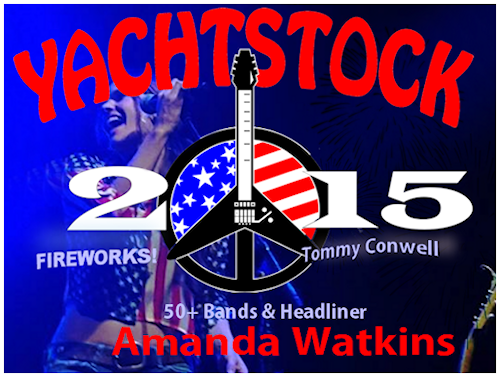 Yachtstock 2015 June 27th with AmandaWatkins