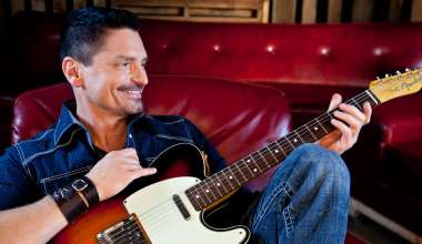 George Ducas to co-headline RiverJam